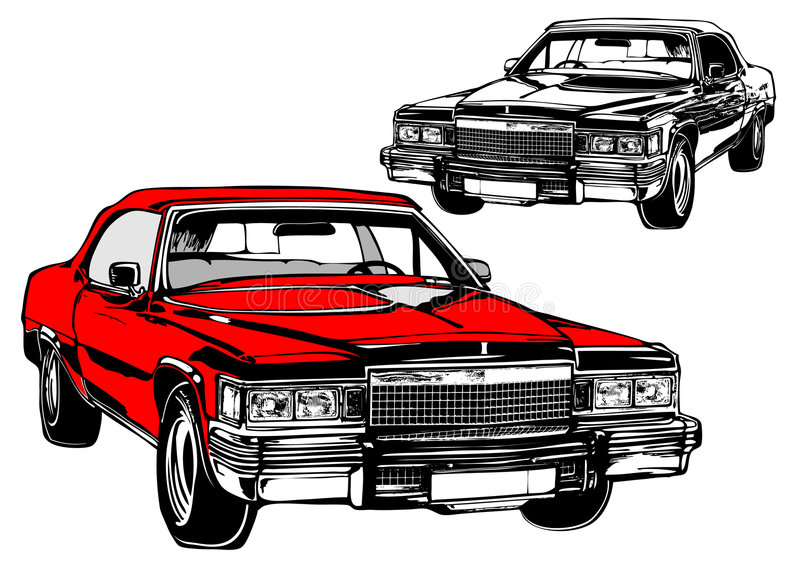 Download Magnificent Ancient Car Royalty Free Stock Photography - Image: 3272297