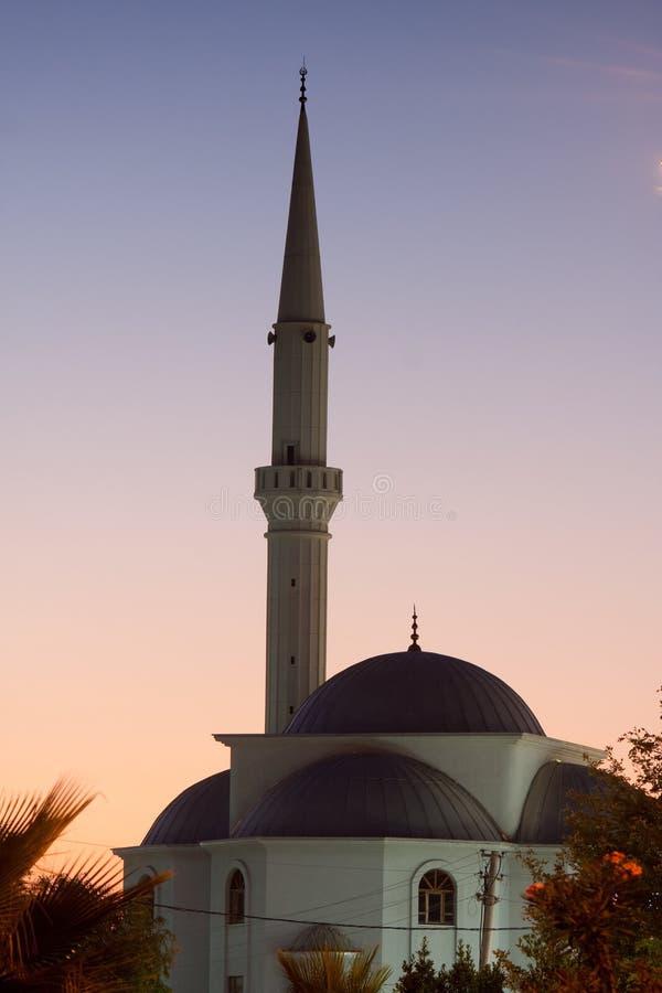 Download Magnificent mosque stock photo. Image of landmark, manavgat - 15349850