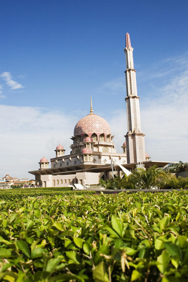 Download Magnificent Mosque stock photo. Image of horizon, grand - 9929386