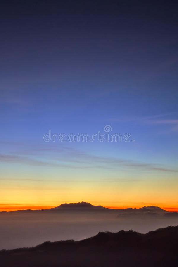 Download Magnificent Mountain In Indonesia Stock Photo - Image: 34193730