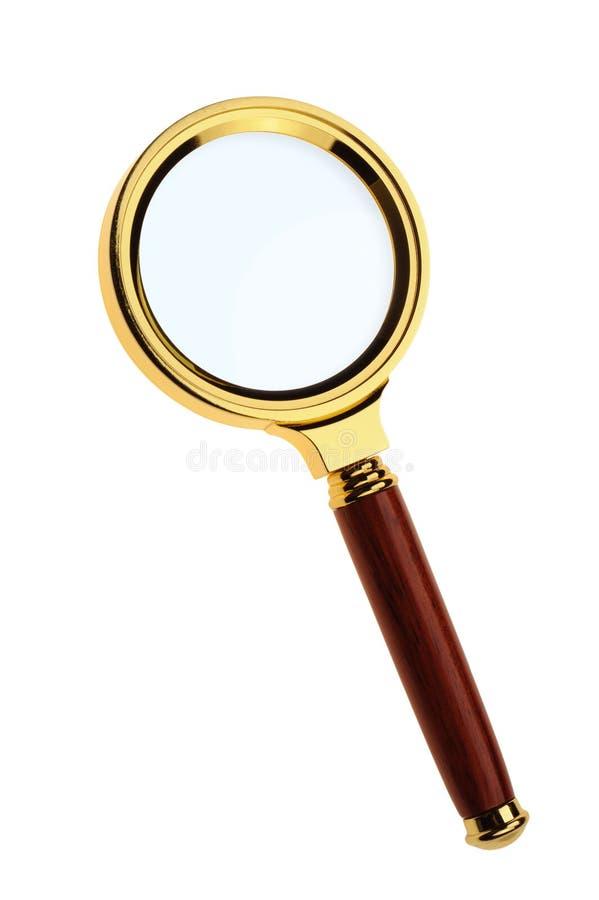 Magnifier fotos de stock royalty free