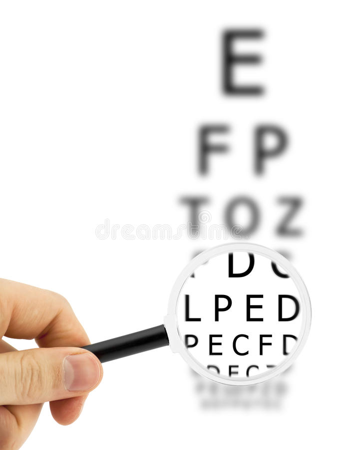 Download Magnifier Royalty Free Stock Photo - Image: 22245875