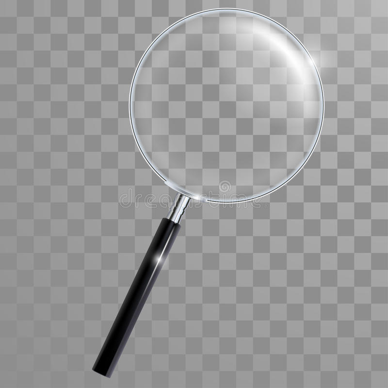 Magnifier Royalty Free Stock Photo
