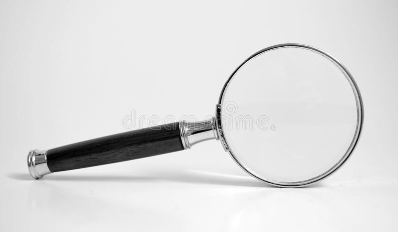 Magnifier stock foto