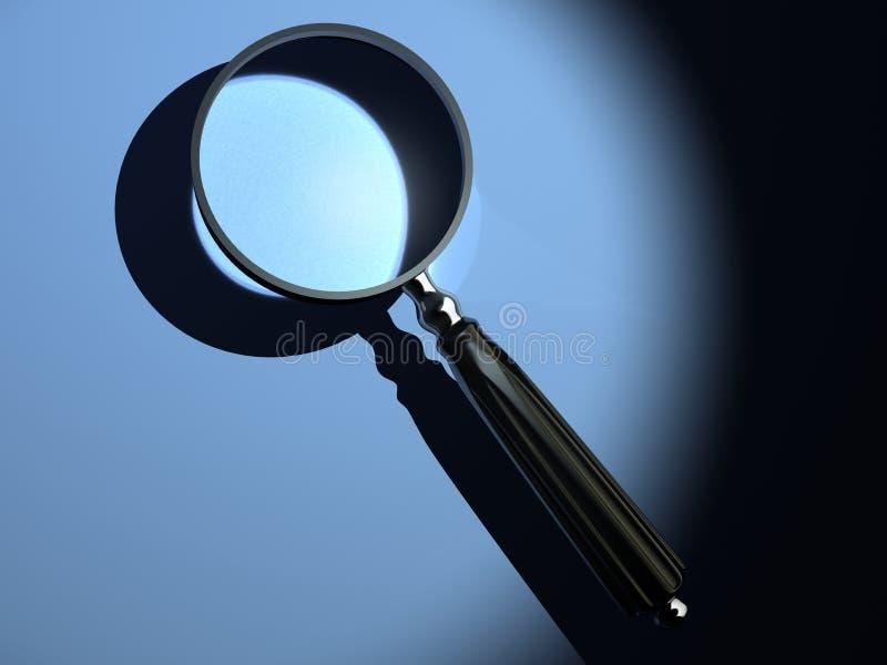 Magnifier 5 στοκ εικόνες