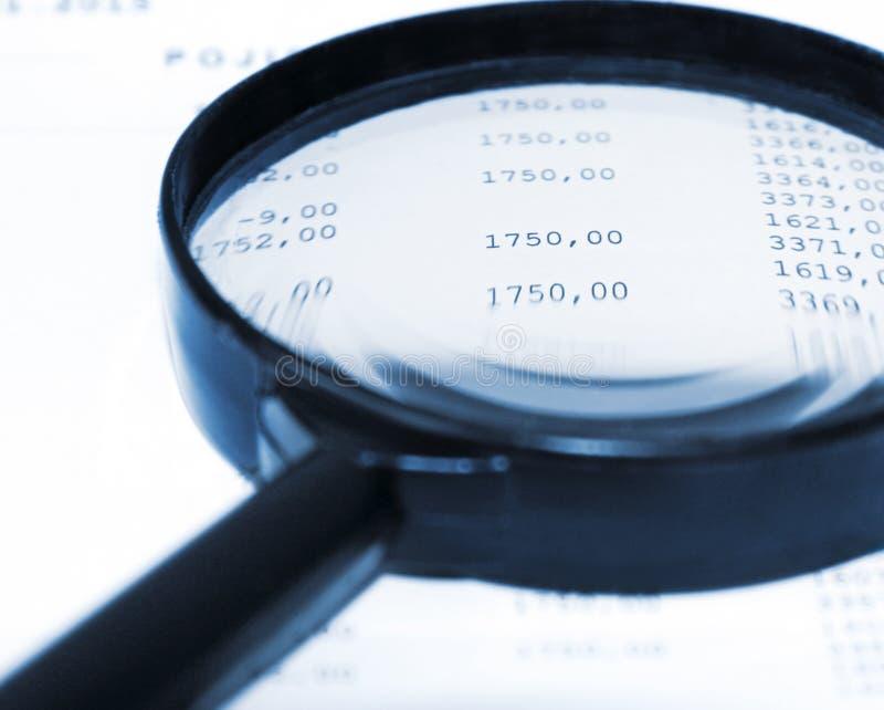 magnifier fotografia de stock royalty free