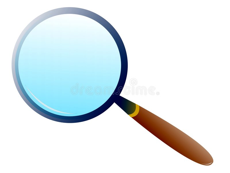 Magnify  2 Royalty Free Stock Photo