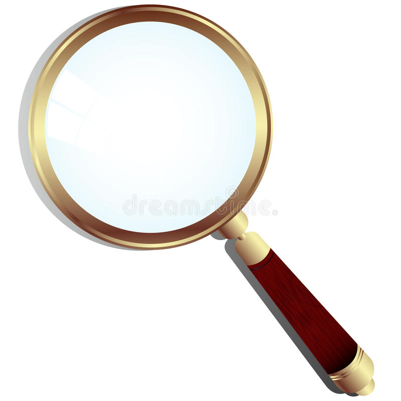Download Magnifying Glass Stock Photography - Image: 13912492
