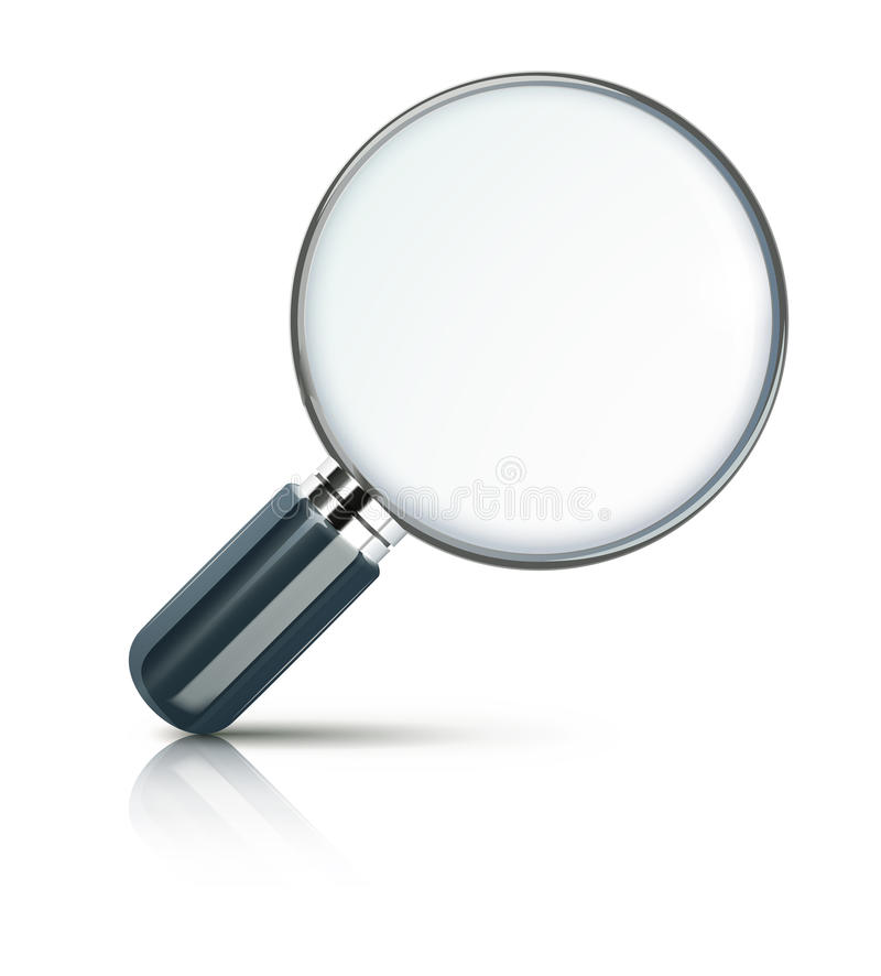 Download Magnifying Glass Royalty Free Stock Images - Image: 24676109