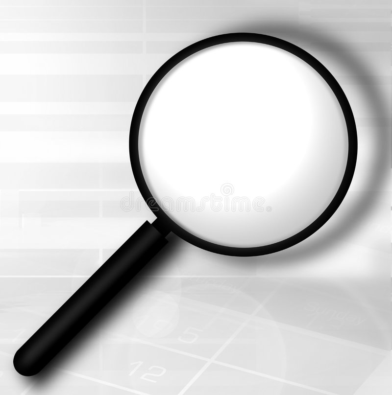 Free Magnifying Glass Stock Photos - 5187393