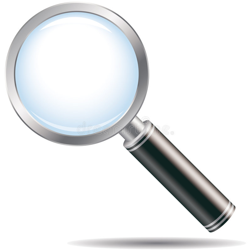 Free Magnifying Glass Stock Images - 8827544