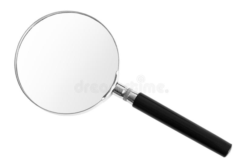 Download Magnifying Glass stock image. Image of searching, object - 31152221