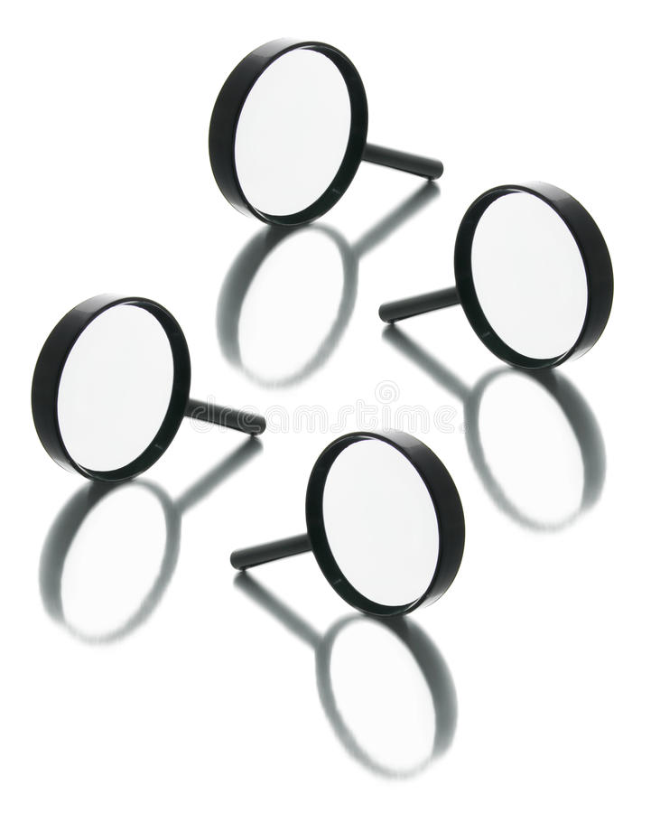 Free Magnifying Glasses Stock Photos - 11113643