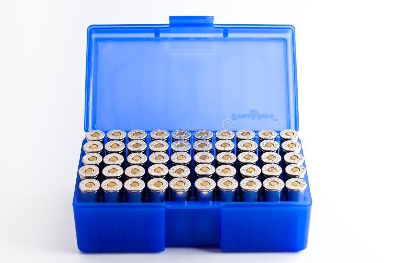 magnum för 44 ammunitionar royaltyfria foton