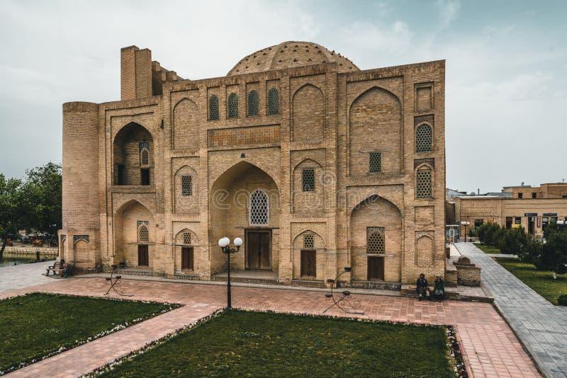 Magoki-Attori moské Bukhara Uzbekistan arkivbilder