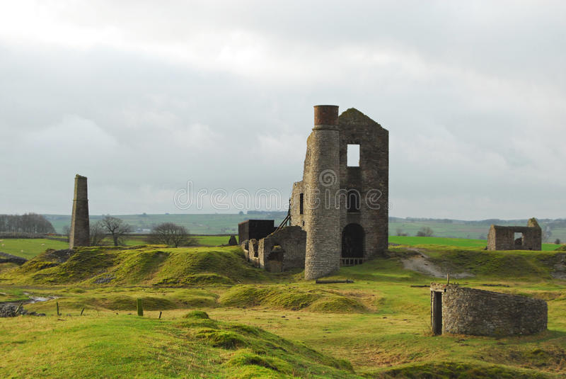 Download Magpie Mine At Sheldon, Derbyshire Stock Image - Image: 23016947
