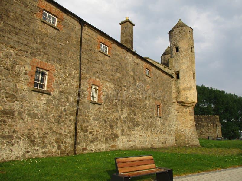 Maguires城堡 库存照片