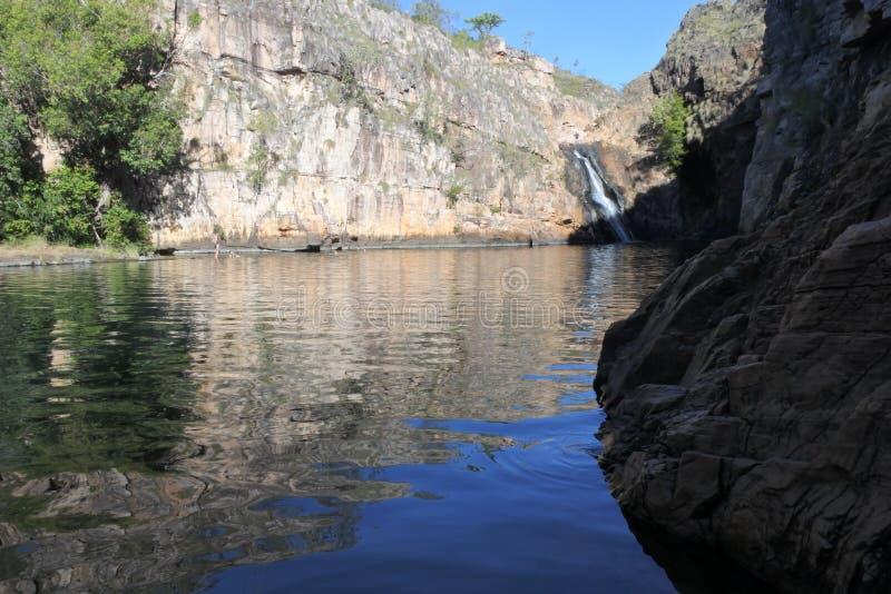 Maguk baja Territorio del Norte Australia del parque nacional de Kakadu imagen de archivo libre de regalías