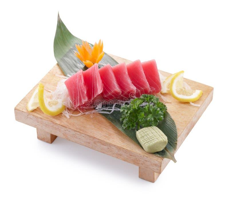 Maguro Sashimi Stock Images