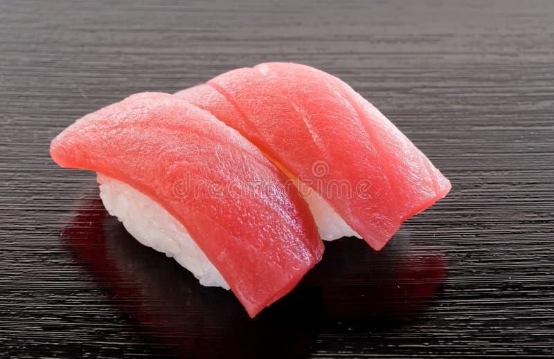 Maguro Sushi stockfotos