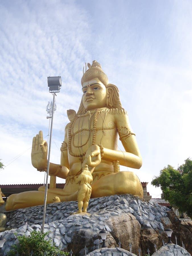 Maha Siwa Stachu - Koneshwaran imagens de stock royalty free