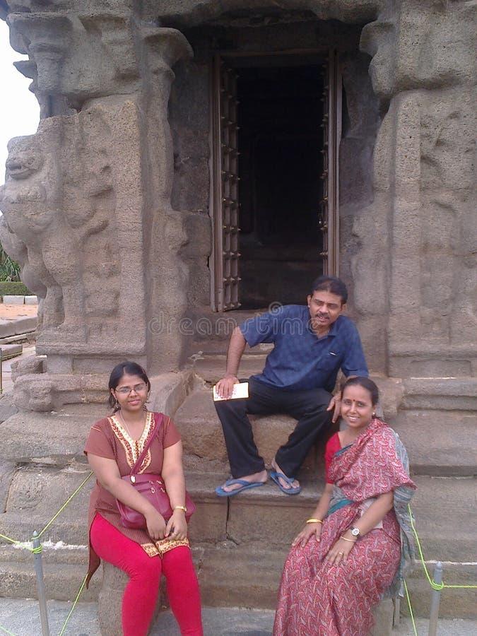 Mahabalipuram fotografia stock