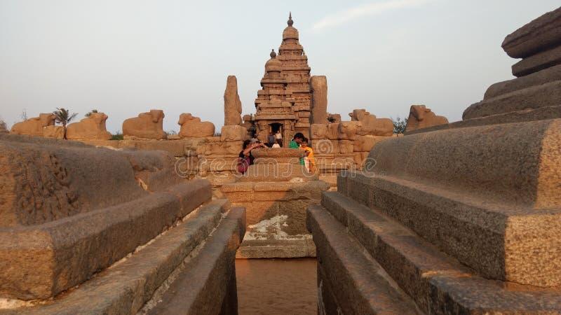 Mahabalipuram стоковое фото rf