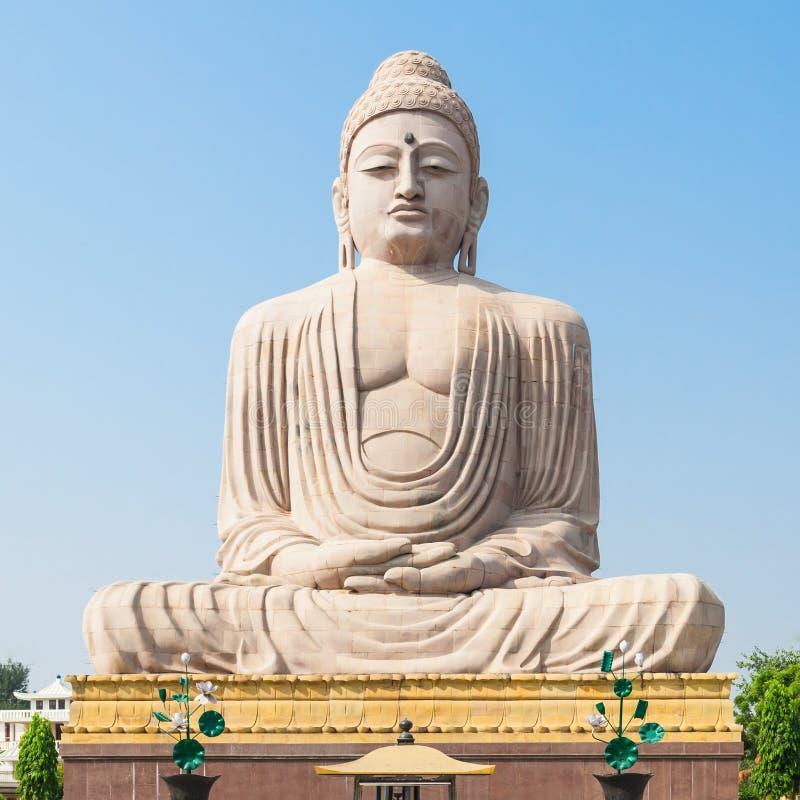 Mahabodhi寺庙, Bodhgaya 免版税库存照片