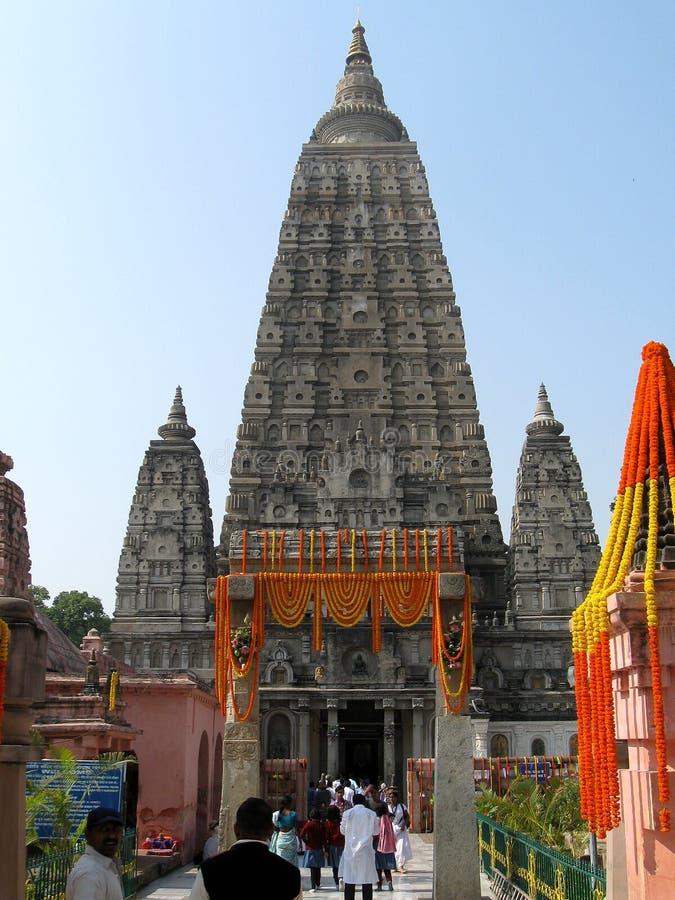 Download Great Buddha Mahabodhi Mahavihara Temple BodhGaya India Editorial Stock Image - Image of bodh, great: 103682274