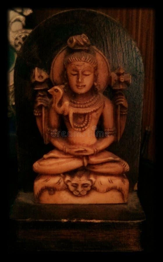 Mahadeva zdjęcie stock
