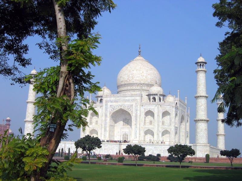 Download Mahal taj стоковое изображение. изображение насчитывающей landmarks - 79773