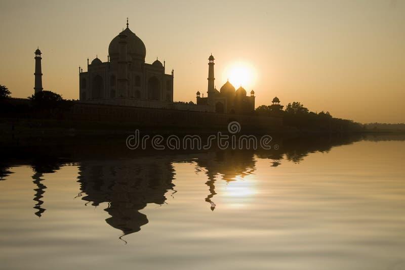 Mahal Taj royalty-vrije stock fotografie