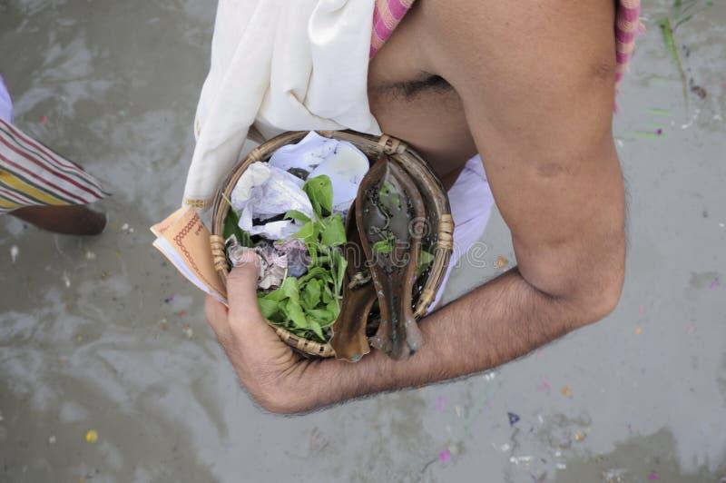 Mahalaya en Kolkata. imágenes de archivo libres de regalías