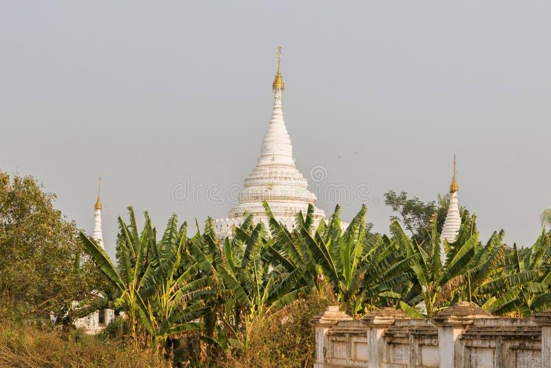 Mahamuni Paya - Inwa Ava, Бирма стоковые фотографии rf