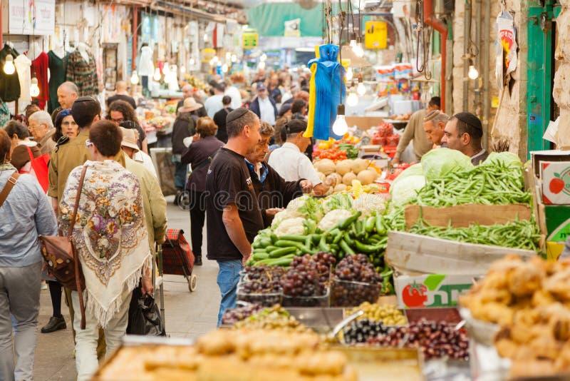 Download Mahane Yehuda editorial stock photo. Image of selling - 37131718