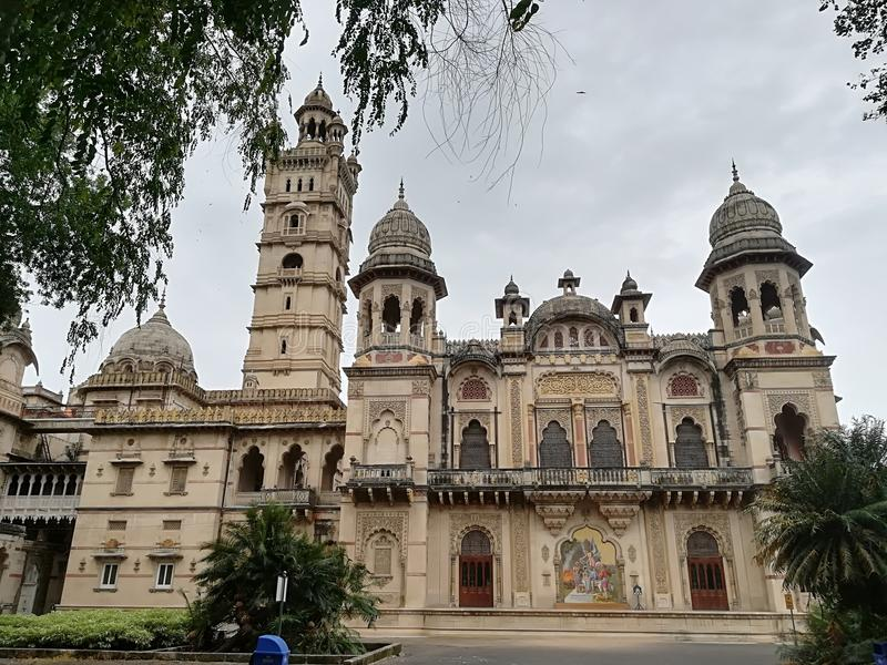 Maharajá Palace en la India imágenes de archivo libres de regalías