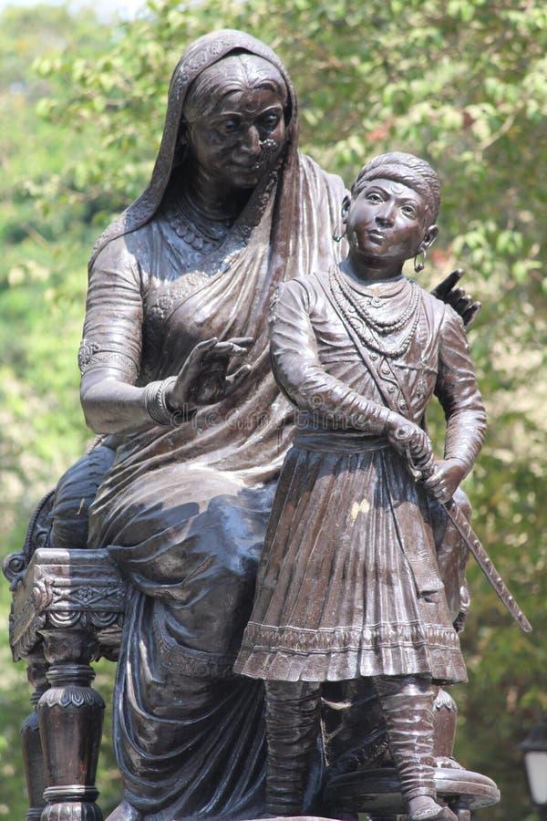 Maharaj de Shivaji fotos de stock royalty free