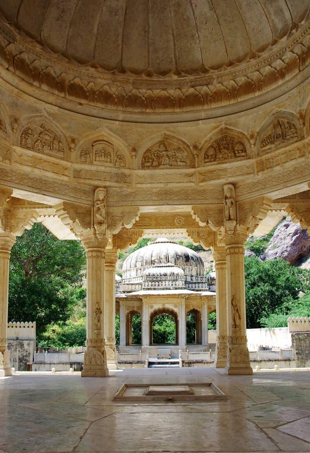 Maharaja Sawai Mansingh II, museumförtroende stadsslotten. arkivfoto