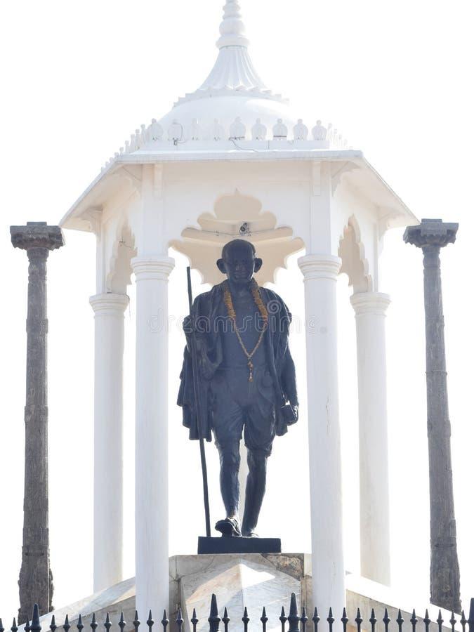 Mahatma Gandhi imagen de archivo