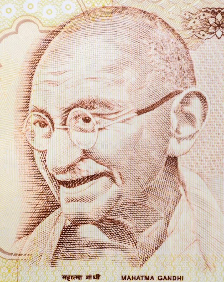 Mahatma Gandhi arkivfoton