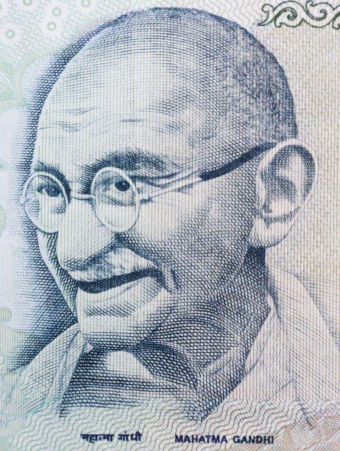Mahatma Gandhi royaltyfri bild