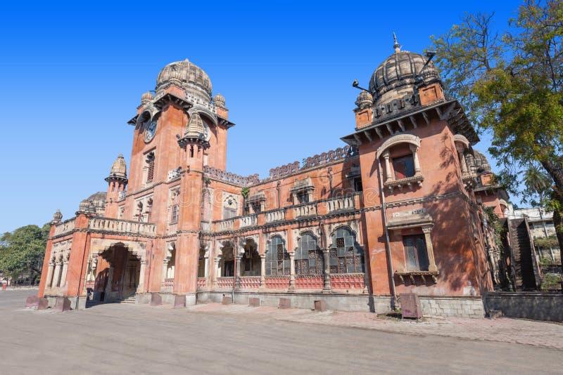 Mahatma Gandhi Hall royaltyfri foto