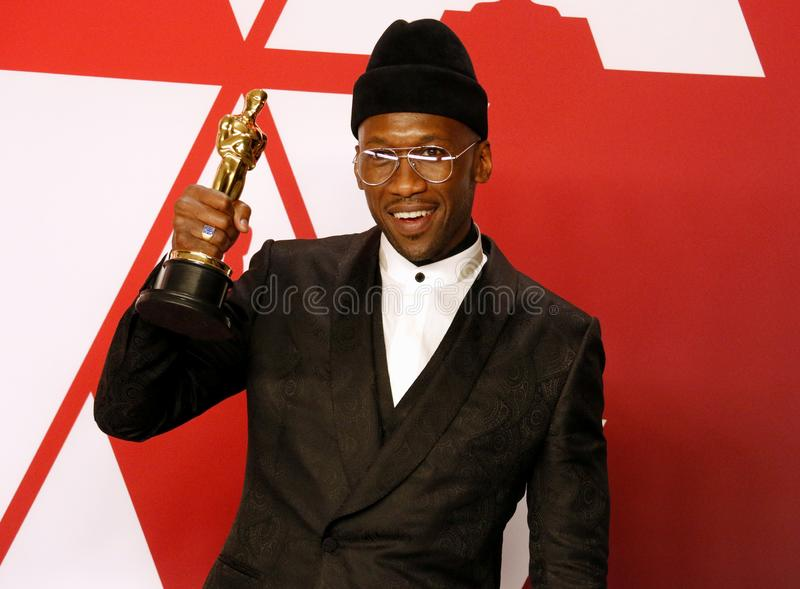 Mahershala Ali photographie stock