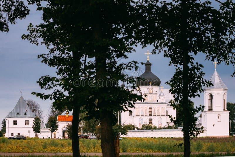 Mahiliou, Bielorrússia St Nicholas Monastery Complex imagem de stock
