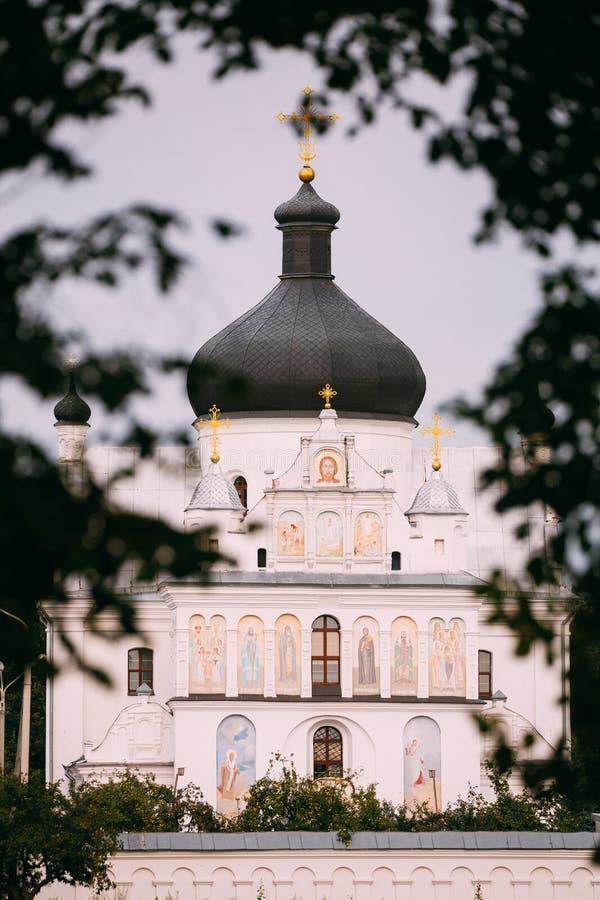 Mahiliou, Bielorrússia St Nicholas Monastery Complex imagens de stock royalty free
