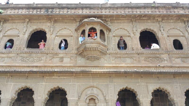 Mahismati tempal, Madhyapradesh, Inde photographie stock libre de droits