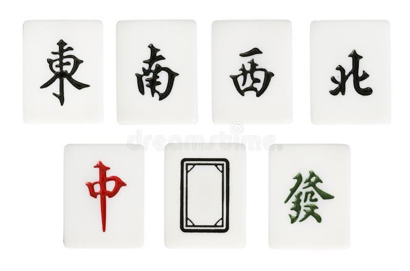 Mahjong стоковое фото