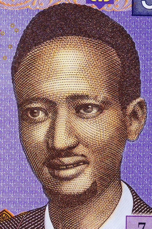 Mahmoud Harbi een portret