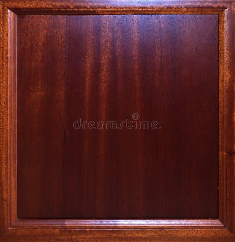Mahoń jest woodï ¿ ½ jakby groszkujący, brown, szalunek zdjęcia royalty free