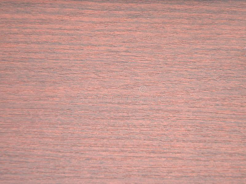 Mahoń, naturalny tekstura wzór na cięciu T?o Zako?czenie fotografia stock